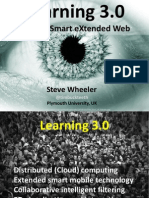 Steve Wheeler 2012_learning 3.0 and the Smart Extended Web