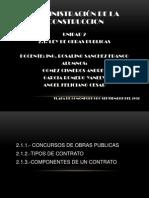 2.1-Ley de Obras Publicas UNIDAD 2