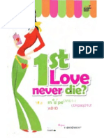novel first Love Never Die