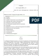 Legge Regionale n. 14 del 14/04/2000