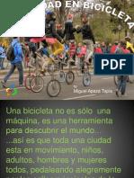 Una Ciudad en Bicicleta by Miguel Apaza Tapia