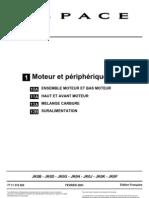 Mr361espace IV Moteur Peripheriques