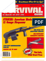 American Survival Guide January 1989 Volume 11 Number 1
