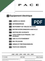 Mr363espace IV Diag Equipements Electrique