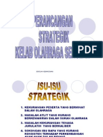 Plan Strategik Olahraga