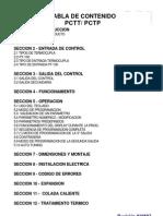 Manual Pirometro