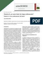 Vitamina D y Riesgo CV