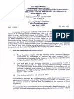 UGC Guidelines