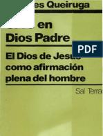 Andrés Torres Queiruga - Creo en Dios Padre