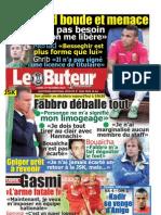 LE BUTEUR PDF du 01//10/2012