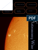 Astronomy Wise October EZine