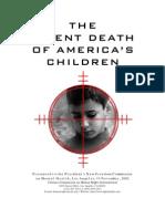 The Silent Death of Americas Children