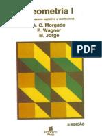 Augusto Cesar Morgado - Geometria i