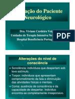 Avaliação do Paciente Neurológico