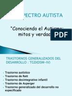 Conociendo El Autismo