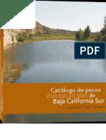 Catálogo de peces dulceacuícolas de Baja California Sur