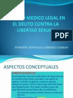 Aspecto Medico Legal en El Delito Contra La