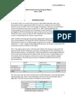 Sacramento Child Protective Services Progress Report (June 1, 2010)