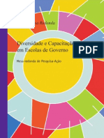 Caderno Diversidade Escola de Governo