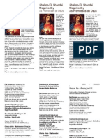 PanfletoSagradoCoração de Jesus
