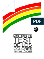 Manual Del Test de Colores de Luscher