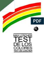 Manual Del Test de Colores de Luscher
