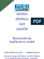 Barrio General San Martín (Rufino, Santa Fe, Argentina)