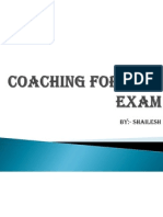 Coaching for Upsc