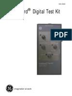 DEH-4568A - EntelliGuard Digital Test Kit