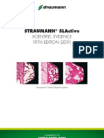 Straumann® Slactive Scientific evidence fifth edition (2011)
