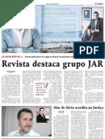 A Gazeta Pagina Do e - Revista de Roo Divulga Poder de Arcanjo