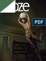 DOZE Magazine Dislate Número 1 |  Primavera 2010