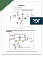 INFORME N°1 Analisis de un Amplificador Diferencial
