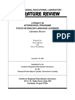 AST Lit Literature Review Ell
