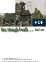 YEA THOUGH I WALK . . . by Len Lees