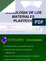 Sistema de Inyeccion de Plasticos