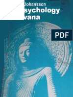 Rune E.A. Johansson - The Psychology of Nirvana (1969 OCR)