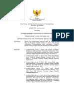 Permenaker Ttg Jaringan Informasi Pengawasan Ketenagakerjaan