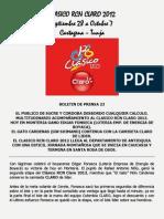 Boletin Clasico Rcn 300912