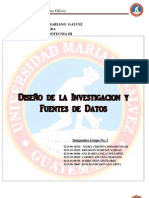 Diseno de La Investigacion y Fuentes de Datos Original