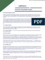Notas de Aula_ AGUA - Propriedades Da Agua