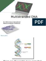 Multi Stranded DNA