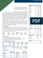 Market Outlook 1.10