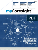 myForesight - Malaysian Aesopace Blueprint