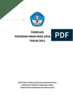 2. Panduan Program Hibah Bina Desa