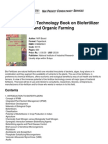[NIIR] the Complete Technology Book on Biofertilizer and Organic Farming