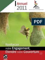 WACSI 2011 Rapport Annuel