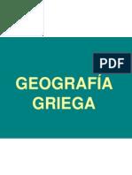 geografía Grecia
