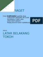 TEORI PIAGET Presentation