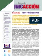 COMUNICACCION Nº3 octubre 2012